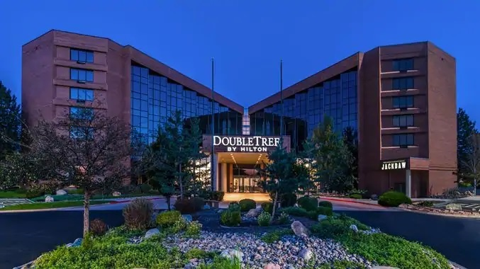 DoubleTree Hilton Hotel is the venue for Speaker Theater on December 17, 2019