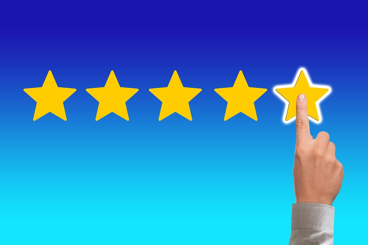 5-Star Business Reviews Image