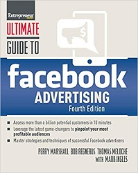 Ultimate Guide to Facebook advertising book 4th edition launching October 27, 2020 with Perry Marshall and Bob Regnerus