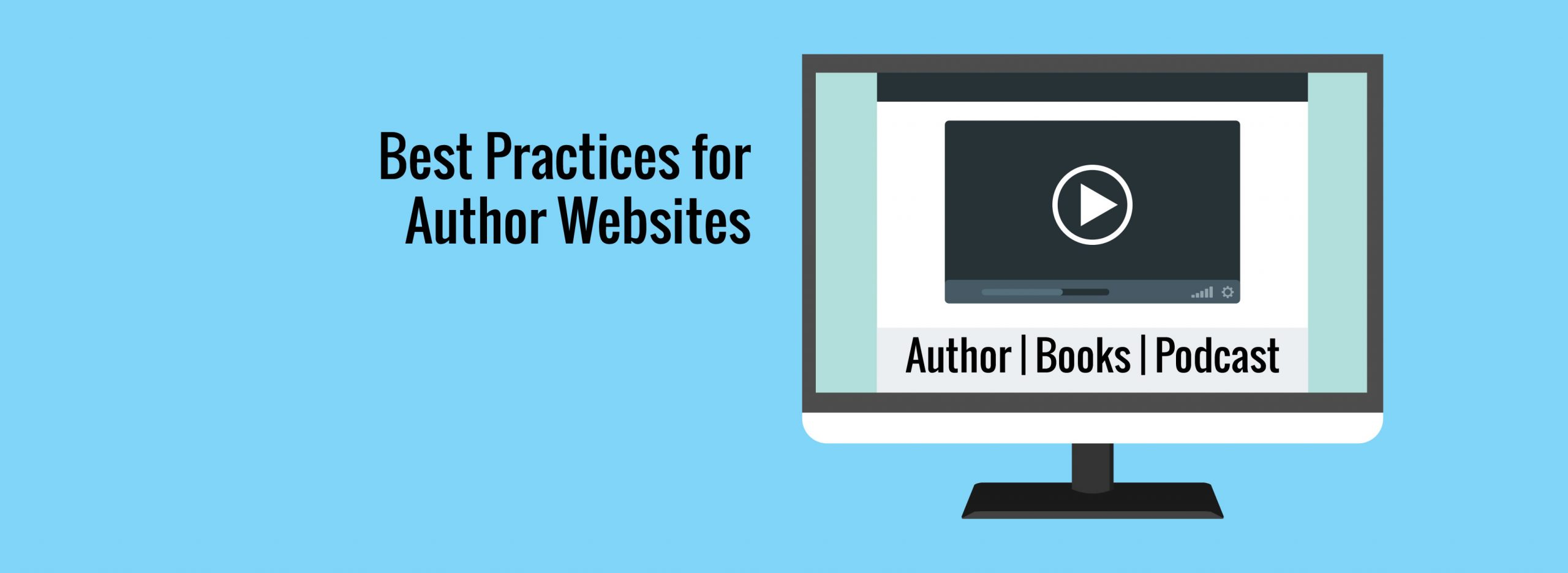 Author website best practices